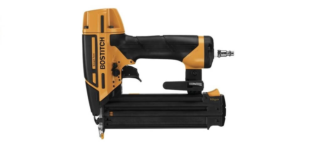 Best Precise Brad Nailer: BOSTITCH BTFP12233 Brad Nailer Kit