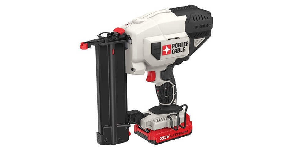 Best Powerful Brad Nailer: PORTER-CABLE PCC790LA