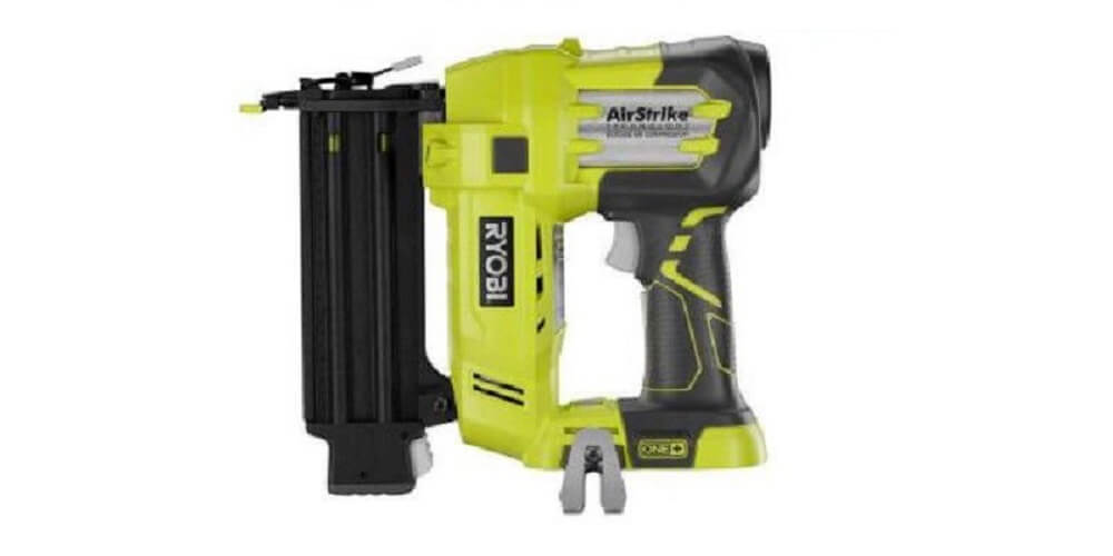 Best Innovative Brad Nailer: Ryobi ZRP320 18-gauge Brad Nailer