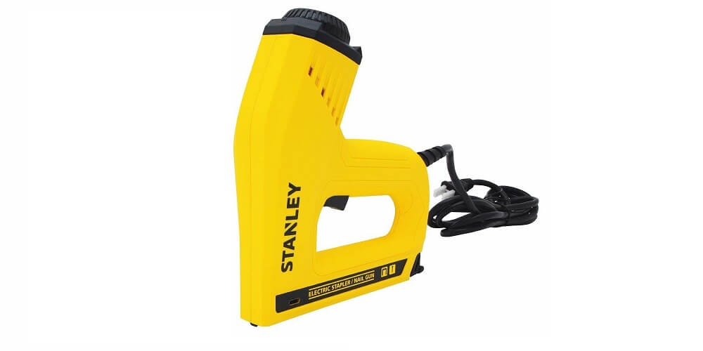 Best Brad Nailer for woodworking: Stanley TRE550Z