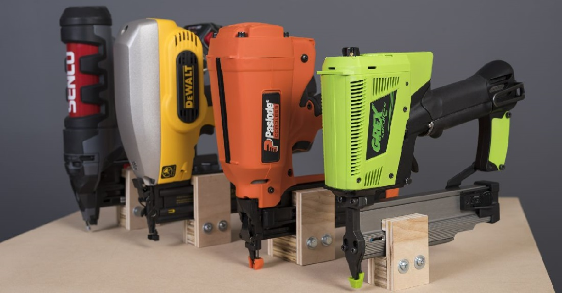 How to select the best brad nailer