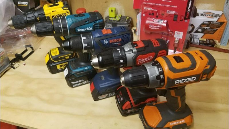 What to Look For When Buying a Brushless Impact Driver