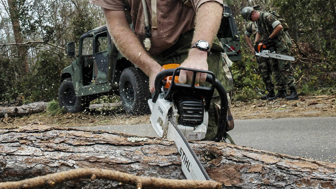 how to choose chainsaw
